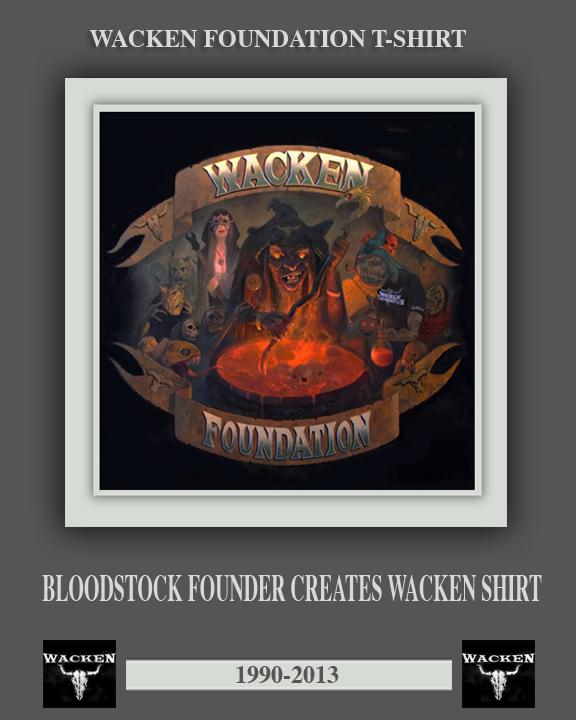 Wacken Foundation T-shirt