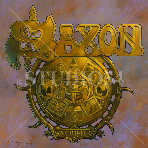 Saxon's SACRIFICE